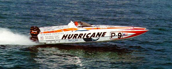 Harmsco  Hurricane Publicity Photo